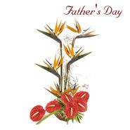 father's day flowers arrangements