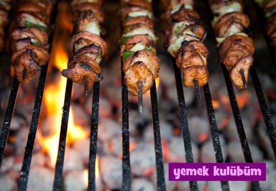 TARİF : Izgarada Limonlu Tavuk Şiş  #yemekkulubum