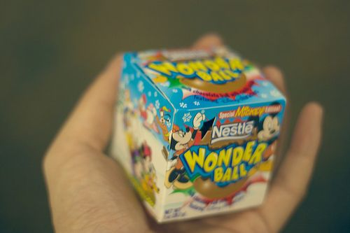 What's in a wonderball?!