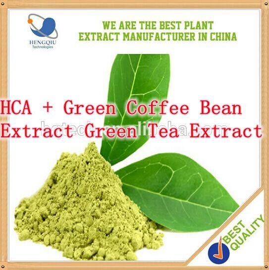 Natural Weight Loss Ingredients HCA + Green Coffee Bean Extract Green Tea Extract Raspberry Extract 500mg x 300caps