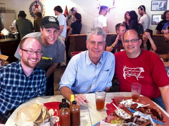 Anthony Bourdain - Franklin's BBQ: Big Texans, Barbecue Brisket, Austin Texas, Bbq Snob, Bbq Jointed, Austin Tx, Texas Bbq, Franklin Bbq, Anthony Bourdain