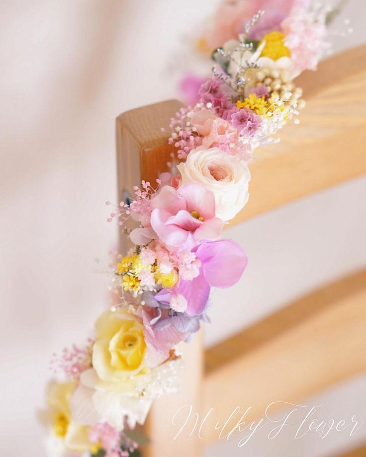 * 花冠∞ * きらきらと陽をうけて輝くお花たち* * * 小花で可愛らしく♡ ラプンツェルの世界をイメージして* * * #花冠#花かんむり#はなかんむり #ウェディング小物 #ウェディングニュース #ラプンツェル#ラプンツェルヘア #ディズニーウェディング#ナチュラルウェディング#ウェディング#ブライダル#ブライダルヘア #ウェディングヘア#ウェディングドレス#カラードレス#プレ花嫁#花嫁#卒花嫁 #結婚式#結婚式準備 #ウェディング前撮り #前撮り#ドライフラワー#プリザーブドフラワー#ヘッドアクセサリー#ヘアセット#wreath #wedding#日本中のプレ花嫁さんと繋がりたい