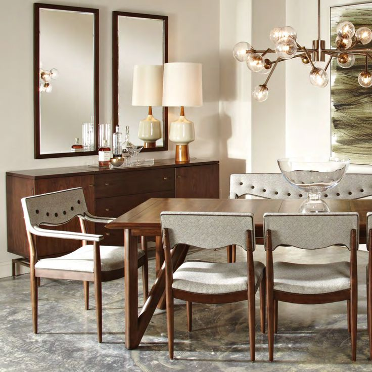 My Jefferson Extension Dining Table Makes The Ideal Centrepiece For A Stylish Dinner Party