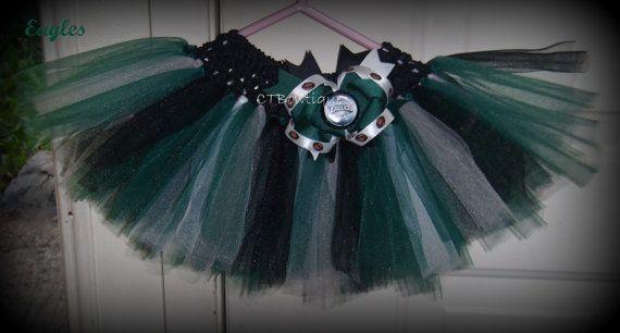 Philadelphia Eagles Tutu....Sabrina MUST have this.