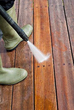 Deck Cleaner or in our case, House Cleaner