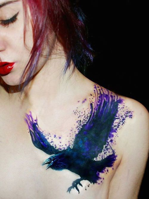 New School Tattoos Are Brilliant Art | InkDoneRight  New school tattoos, sometimes called new 'skool' tattoos, are known for their vivid colors, thick line work, and cartoonish proportions. Despite their...