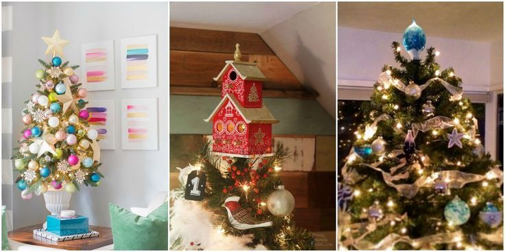 15 Unique Christmas Tree Toppers - Christmas Tree Decorations