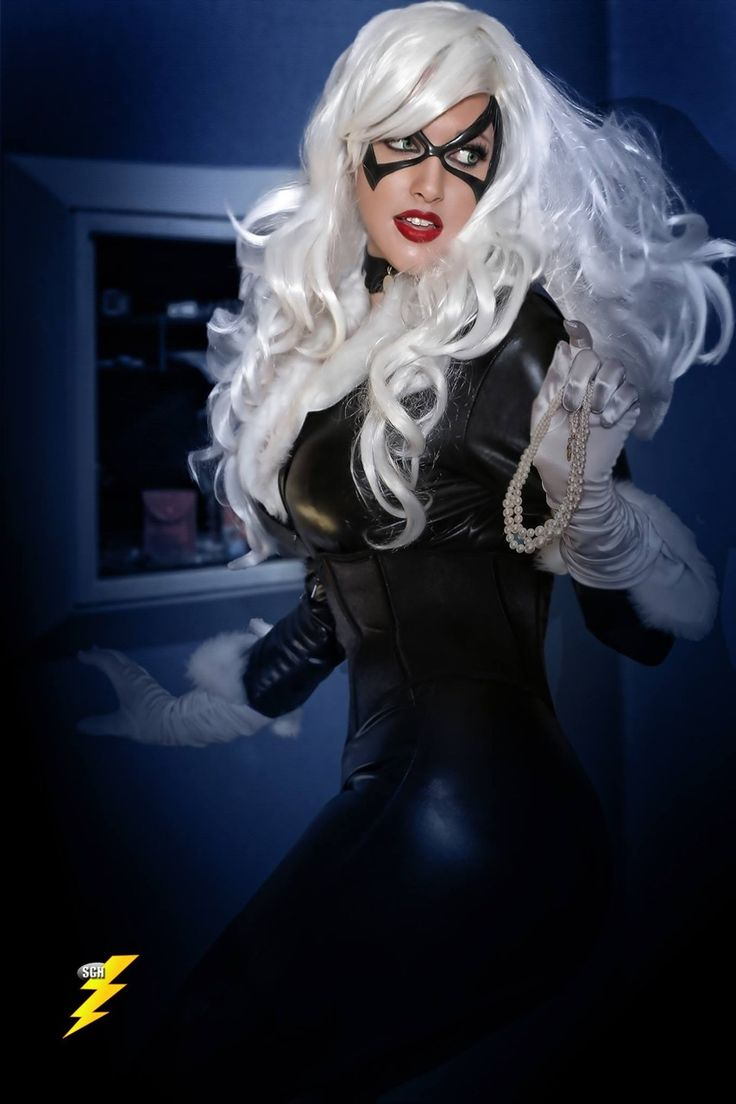 Black Cat Costumes Marvel Heroes