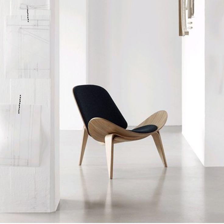 CH07 Skalstolen - Lænestole - Stole - Møbler