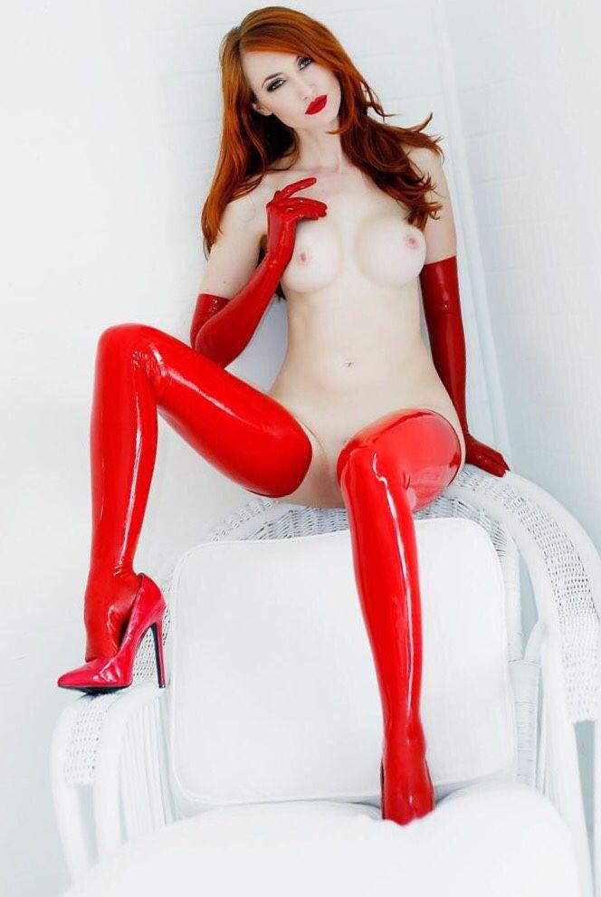 Valentine's Day red 29 Goddess Tasha Only High Heels