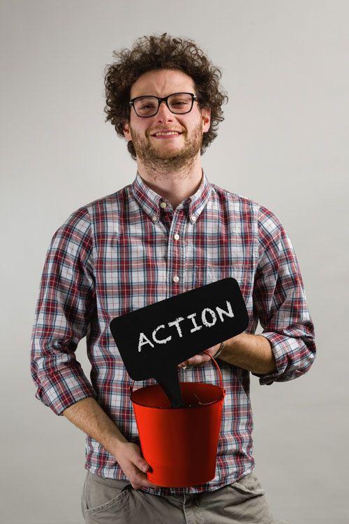 Giulio Bertuzzo - Social Media & Community Engagement Strategist  #TEDxVicenza #PlantingTheSeeds #TEDx #Vicenza