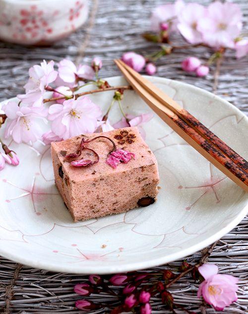 sakura, Wagashi, 桜浮島, 和菓子