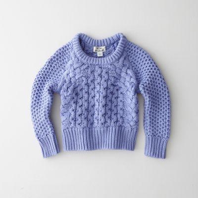 Acne Mini Ruth Sweater | Kids | Steven Alan
