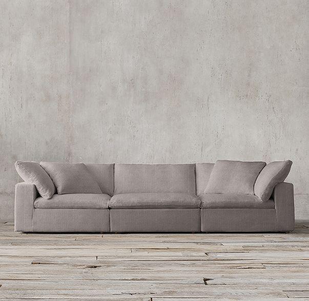 The Pee Cloud Cube Modular Sofa
