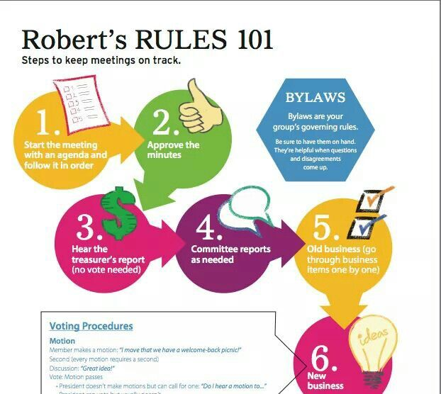 roberts rules 101