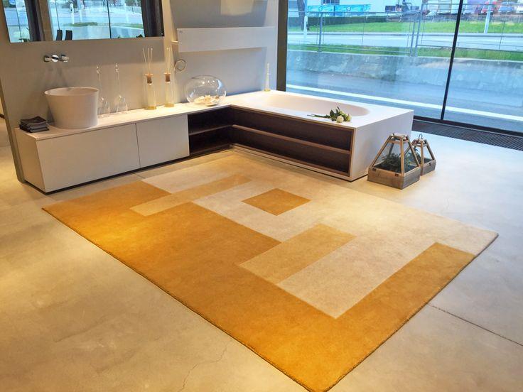 Ogni tappeto è prodotto su grafica realizzate appositamente dai designer di 5 Stelle Home Interiors