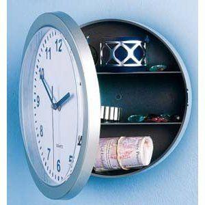 hidden storage clock