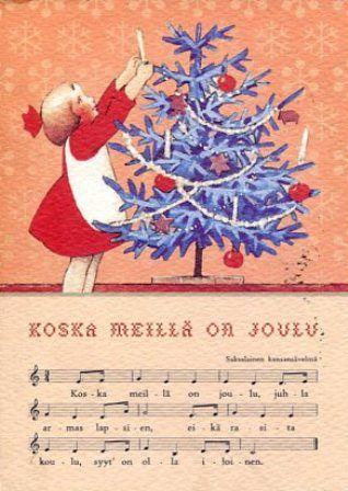 Koska meillä on joulu * * * * * * * * * * * * * * * * * * * * * * * * * * * * * * * * * * * * * * * * * * * * * * * * * * * * * * * * * * * * * * * * * * * * * * * *