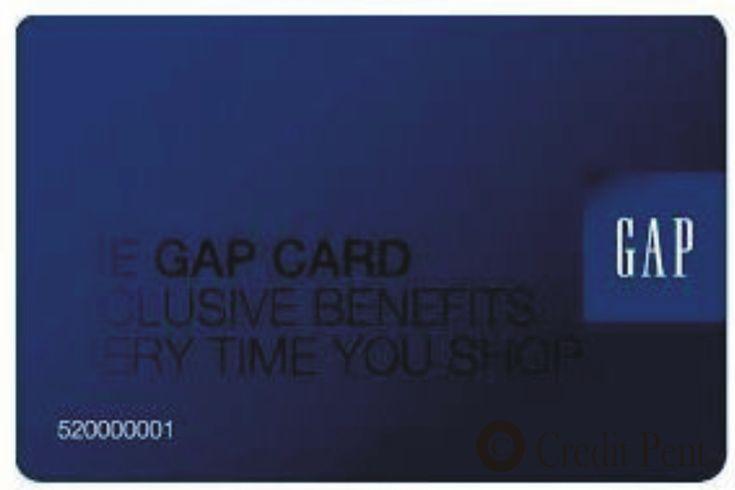 Gap Credit Card Login Rewards Card Number Payment Reward