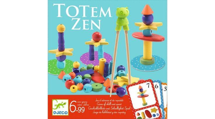Totem Zen - Játékfarm játék webáruház https://www.jatekfarm.hu/totem-zen