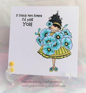 CraftyNatalie's Blog!: Lulu Loves Poppies