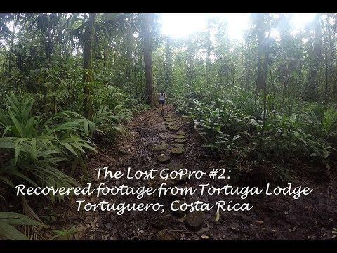Lost GoPro #2: Tortuga Lodge, Tortuguero, Costa Rica 2016