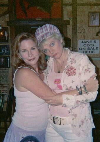 MELISSA GILBERT AND ALISON ARNGRIM was on TV show Little House On the Prairie.