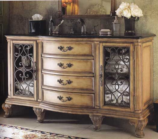 17 best images about french provincial bathroom vanities - French provincial bathroom vanities ...
