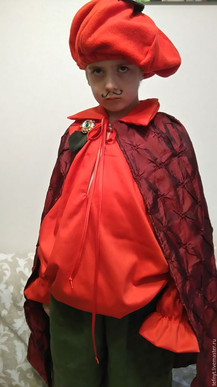 костюм помидора выкройка