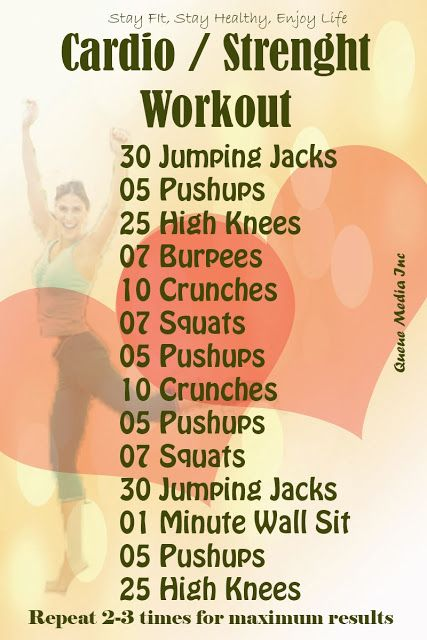 Cardio _ Strenght Workout