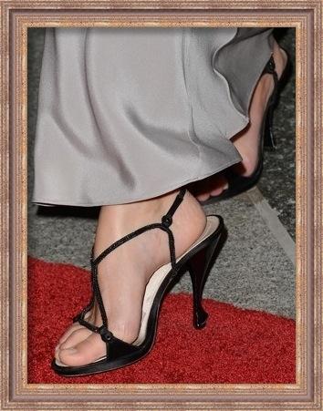 Rene Caovilla Sandals – Helen Hunt