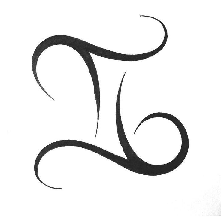 Gemini Tattoos – über 300 Bildideen