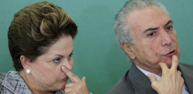 A defesa da ex-presidente Dilma Rousseff (PT) apresentou ao TSE (Tribunal Superior Eleitoral) documentos que apontam que despesas do candidato a vice em su...