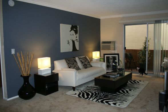 My small apartment livingroom finally took the courage to for Living room designs chennai
