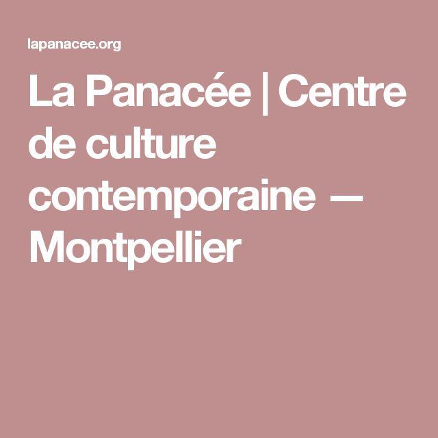 La Panacée | Centre de culture contemporaine — Montpellier