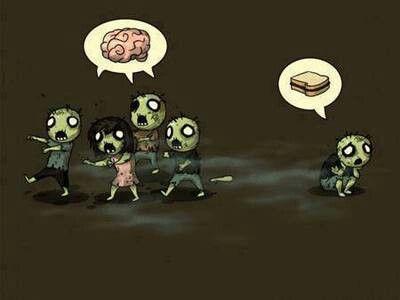 Zombies. <3