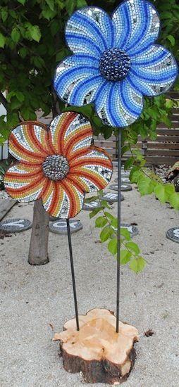 Get Stunning Mosaic Garden Art Ideas - Online Mosaic Art Gallery