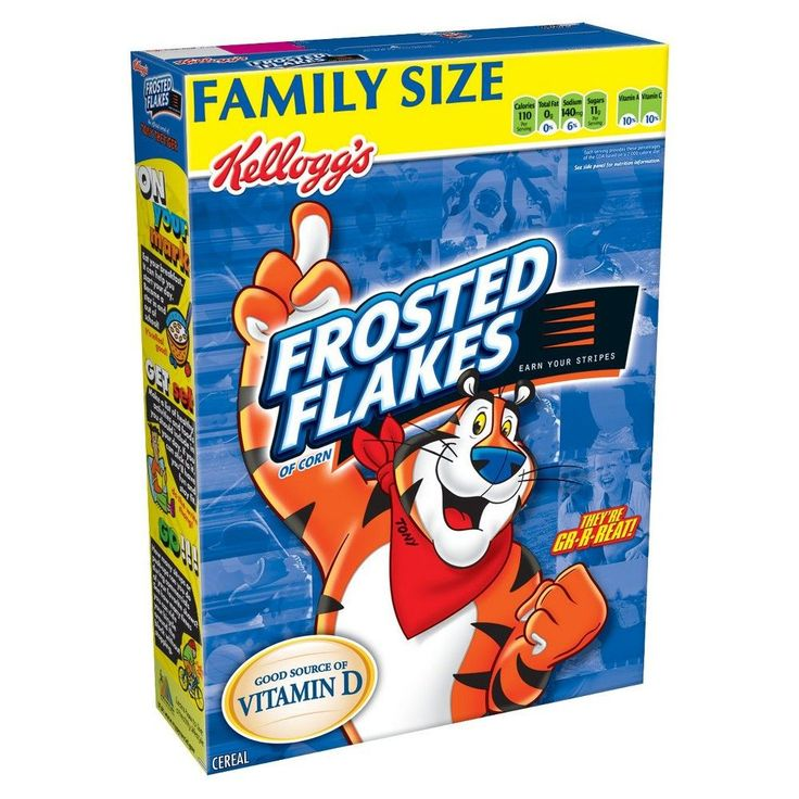 Kellogg's 27.5-oz. Frosted Flakes