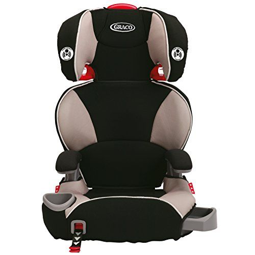Graco Affix Youth Booster Seat with Latch System, Pierce