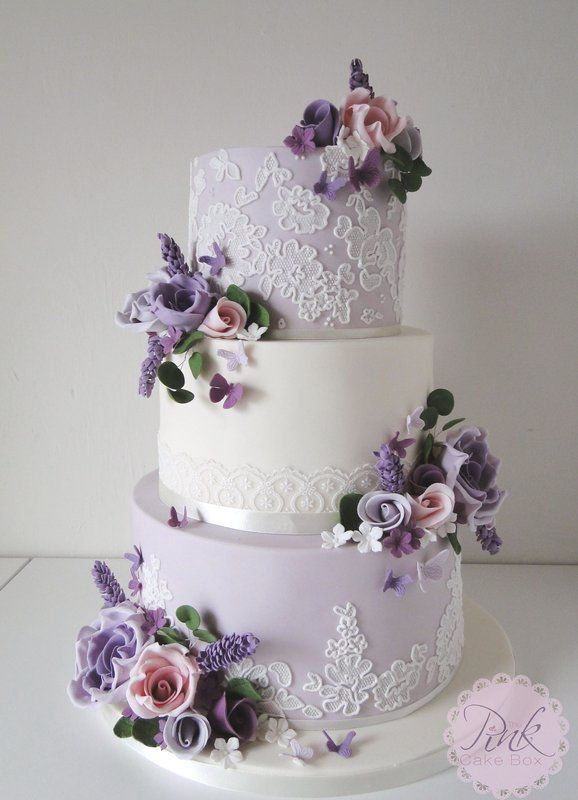 http://thepinkcakebox.co.uk/images/gallery/elegant/lilac-lace-lavender-and-rose-wedding-cake2.jpg