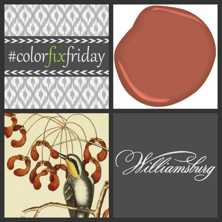 203 Best Images About Williamsburg Color Collection On