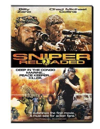 Billy Zane & Richard Sammel & Claudio Faeh-Sniper: Reloaded