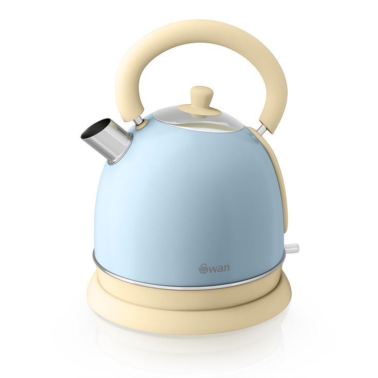 Swan Retro Dome Kettle, 1.8 Litre, Green: Amazon.co.uk: Kitchen & Home