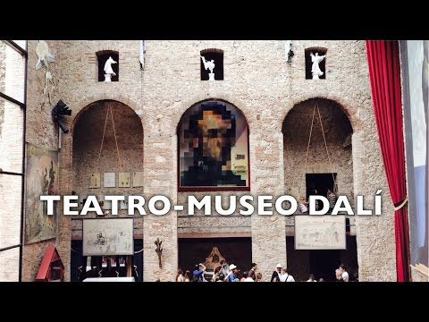 Figueres, Teatro-Museo Dalí - YouTube