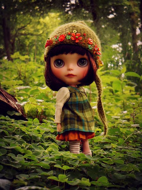 in the clover fields today...   flickr - photo sharing!