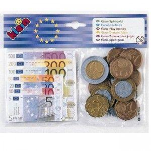 Sada € bankovky a mince
