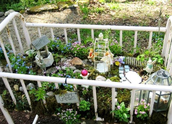 Gnome Garden Ideas welcome home farm a garden for my mom and grandma Find This Pin And More On Fairy Garden And Miniatures Diy Furniture N Ideas