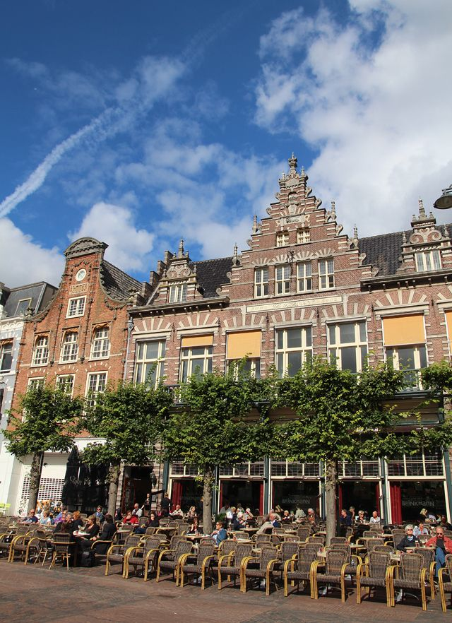 Haarlem The Netherlands. Again, I know you can't have a city, but this is my city! I was born here and I've lived here for Three years. I really want to move back! If you ever go to the Netherlands, go visit Haarlem, I'm sure you will like it! For any questions About Haarlem, ask me!