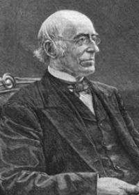 William Lloyd Garrison / Garrison was an uncompromising and outspoken critic of slavery and hypocrisy, who was especially critical of church complicity with slavery, not only in the South but in the North.