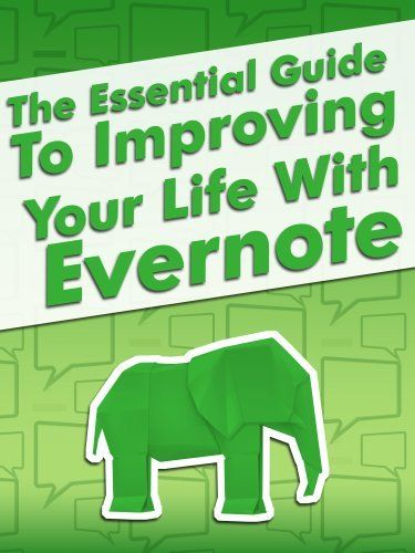 The Essential Guide To Improving Your Life With Evernote Including Secrets and Tips For Using The Evernote App by Silver Bullet, http://www.amazon.com/dp/B00BD6XY7G/ref=cm_sw_r_pi_dp_r4Vvrb1C0AF5M $2.99